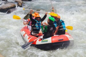 rafting clothing